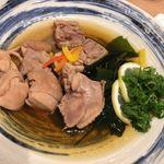 雫 - 高宮鶏の田舎煮