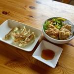 ハオチー - 餃子&唐揚げ