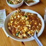 ハオチー - 麻婆麺(800円)