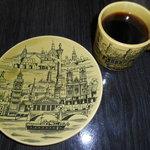 普段着きものカフェ サダ子さん - 多分 ばーちゃん家(ハハの実家)に同じのが有った様な………