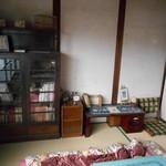 普段着きものカフェ サダ子さん - 昔の家具