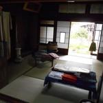 普段着きものカフェ サダ子さん - 1F奥の部屋