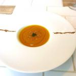 B by C - かぼちゃのスープ