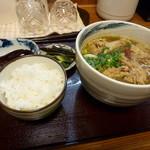 花千里 - ビルマうどんセット
