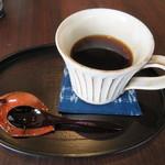 そばの郷 アブザカ - 十日町コーヒー