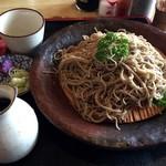 山 - 料理写真:玄もり 蕎麦少なめ~ 700円