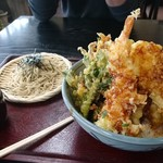 三乃宮 - 蕎麦ももちろんうまいです