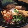 魚骨ラーメン 鈴木さん - 料理写真:鈴木さんまらーめん(中盛 メンマトッピング)