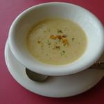 グリル生研会館 - セットスープ+400円