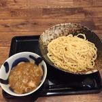 三ツ矢堂製麺 - つけ麺600㌘