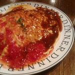 レザミ - レザミ ダブル卵のオムライス二色ソース