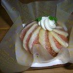 シャン・ドゥ・フレーズ - 料理写真:いちじくのタルト