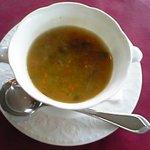 マーレ・デッラ・パッスィオーネ - 野菜エキスがぎっしり詰まったスープ