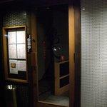 炭火串焼専門店 鶏天 - ☆入口右から☆