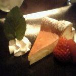 酒菜哉 - チーズケーキ