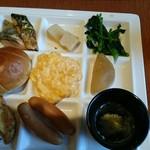 Cafe Restaurant Lavender - 日曜のバイキングモーニング☆金さんver.美味しかったクロワッサンは既にお腹の中へ(笑)