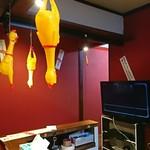 濃厚鶏白湯拉麺 乙 - 内観3