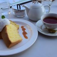カフェ グラート-シフォンケーキ(プレーン