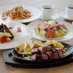 カフェレストラン ソレイユ - 女子会スペシャルコース