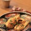 Ronin - 料理写真: タケノコの炭火焼き