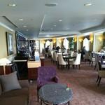 名古屋マリオットアソシアホテル -  ラウンジは品があります