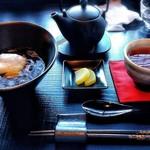 周防大島 OTera Cafe - おぜんざい