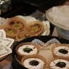 CHANDELIER - 料理写真: お店のディスプレイ