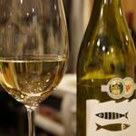 バル OTTO - ドリンク写真:フランスワイン白(2017.3.20)