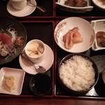 長崎亭 - 茶碗蒸しなどなど
