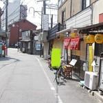 喜風軒 - お店の外観(2017.03)