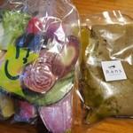 64209014 - 鎌倉野菜とバーニャカウダソース