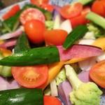 64209055 - 鎌倉野菜と湘南野菜の合体サラダ