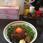 濃厚担々麺はなび - 基本の台湾まぜそば