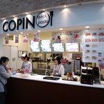 quick pasta COPIN - 入口