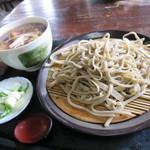 64210648 - 軟骨つけ汁蕎麦(2017年3月)