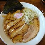 千里 - チャーシュー麺