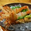 旬魚たつみ - 料理写真:コジラエビ