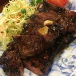 キよし - 牛肉の網焼き