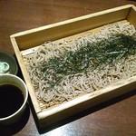 64216885 - 北海道産石臼挽き生蕎麦