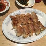 豚骨ラーメン銀水 - 1口ギョーザ(10個)