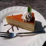 シャーレ水ヶ浜 - チーズケーキ