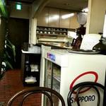 スパゲティ&コーヒー マルコ - 厨房からハンバーグを焼く音が~(//∇//)