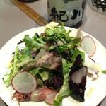紀川 - 海鮮サラダ