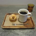 アンモナイト - コーヒーとマフィン