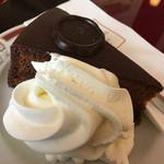 Cafe Sacher innsbruck - 料理写真: