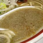 中華そば つし馬 - バリ煮干し中華そば