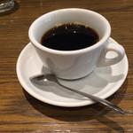 SALVATORE CUOMO & BAR - 休日ランチについてくるコーヒー