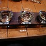 津軽衆 - 地酒飲み比べセット