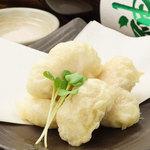 野乃鳥 - 料理写真:【極希少】鶏の白子の天麩羅
