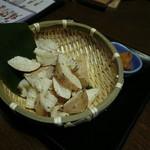 津軽の酒処 わたみ - 長いものしゃきしゃき焼き